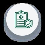 Ícone plano de saúde