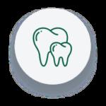 Ícone plano odontológico