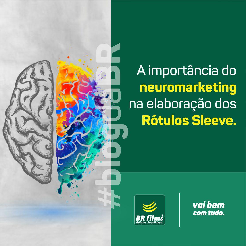 Post sobre a importância do Neuromarketing na elaboração dos Rótulos Sleeve